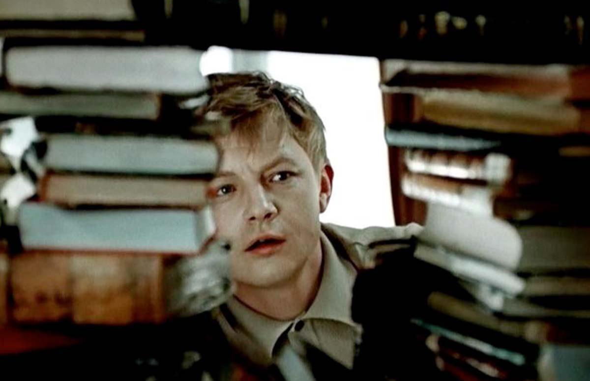 Кадр из фильма «Большая перемена»