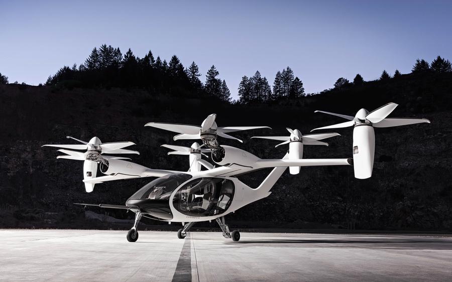 Фото: Joby Aviation