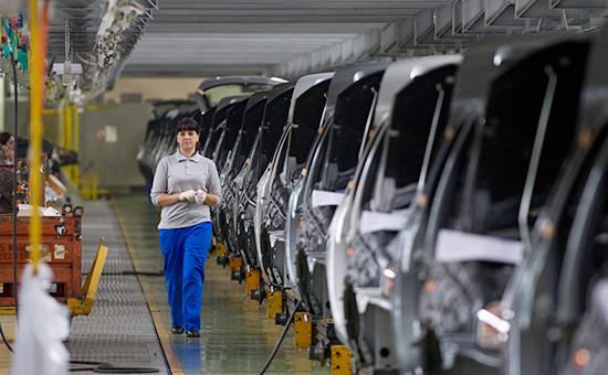 Поставщики на конвейер renault купить в спб на авито фольксваген транспортер