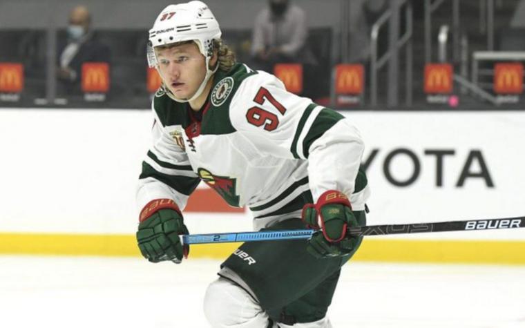 Фото: Кирилл Капризов (Фото: NHL.com)