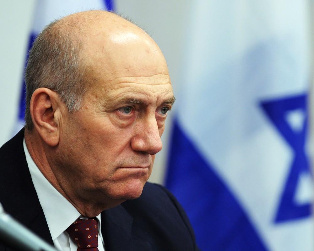 Бывший премьер-министр Израиля Эхуд Ольмерт