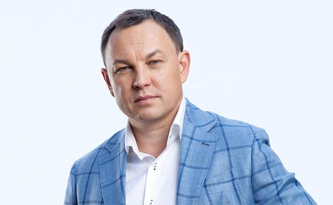 Генеральный директор «НДВ-Недвижимости» Александр Хрусталев