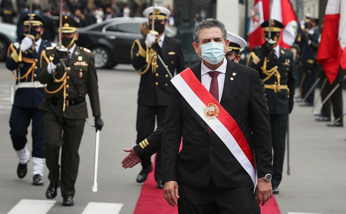 Мануэль Артуро Мерино де Лама