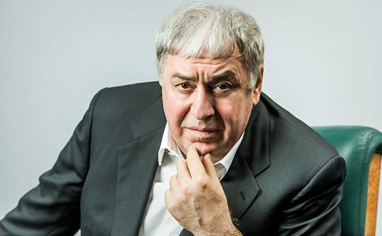 Михаил Гуцериев (57 лет) отвечает за главный и самый денежный бизнес группы — добычу и переработку нефти