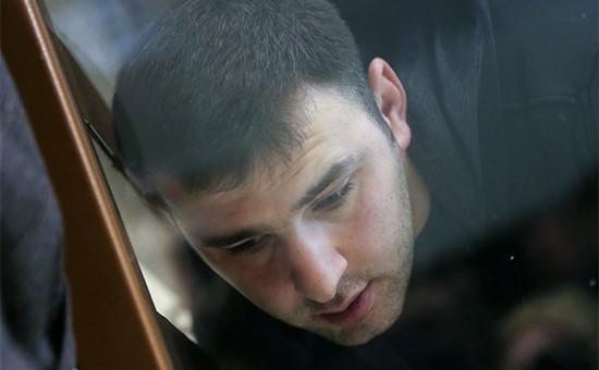 Шота Элизбарашвили, водитель предпринимателя Амирана Георгадзе