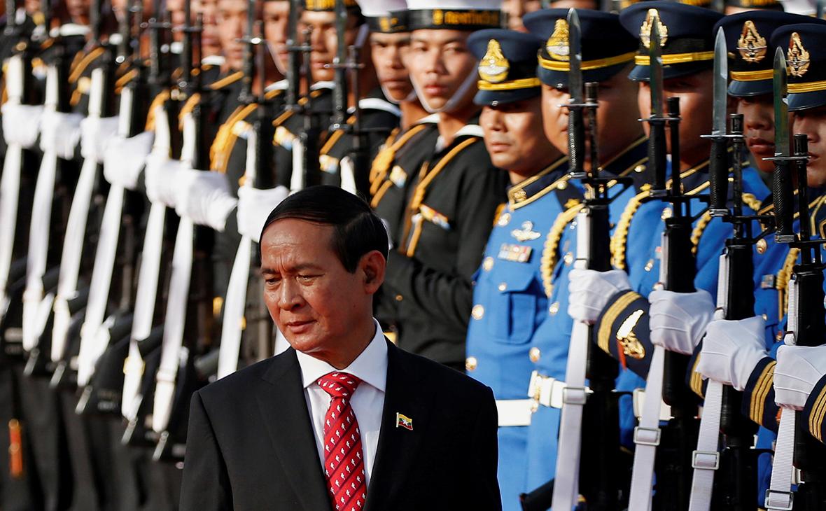 В Мьянме военные после десяти лет демократизации восстановили диктатуру