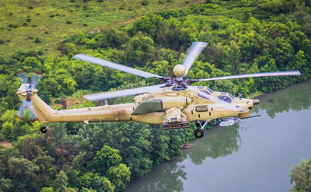Фото: пресс-служба «Вертолеты России»
