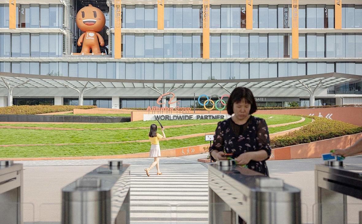 Фото: Yuyang Liu / Bloomberg