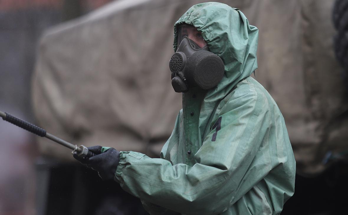 Фото: Сергей Михайличенко / SOPA Images / ZUMA / ТАСС