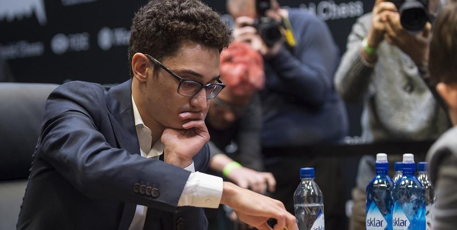 Американский гроссмейстер Фабиано Каруана