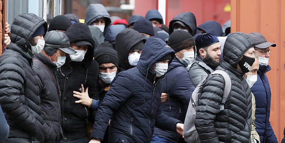 Фото: EPA/ANATOLY MALTSEV/ТАСС