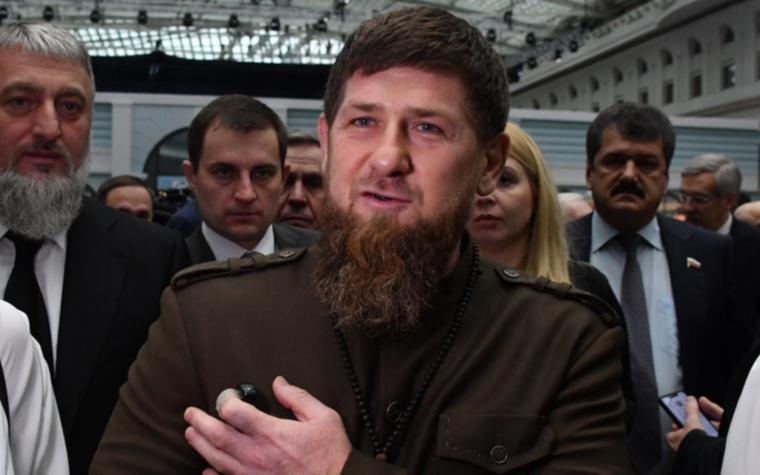 Фото: Отец Адама - глава Чечни Рамзан Кадыров (Фото: Global Look Press)