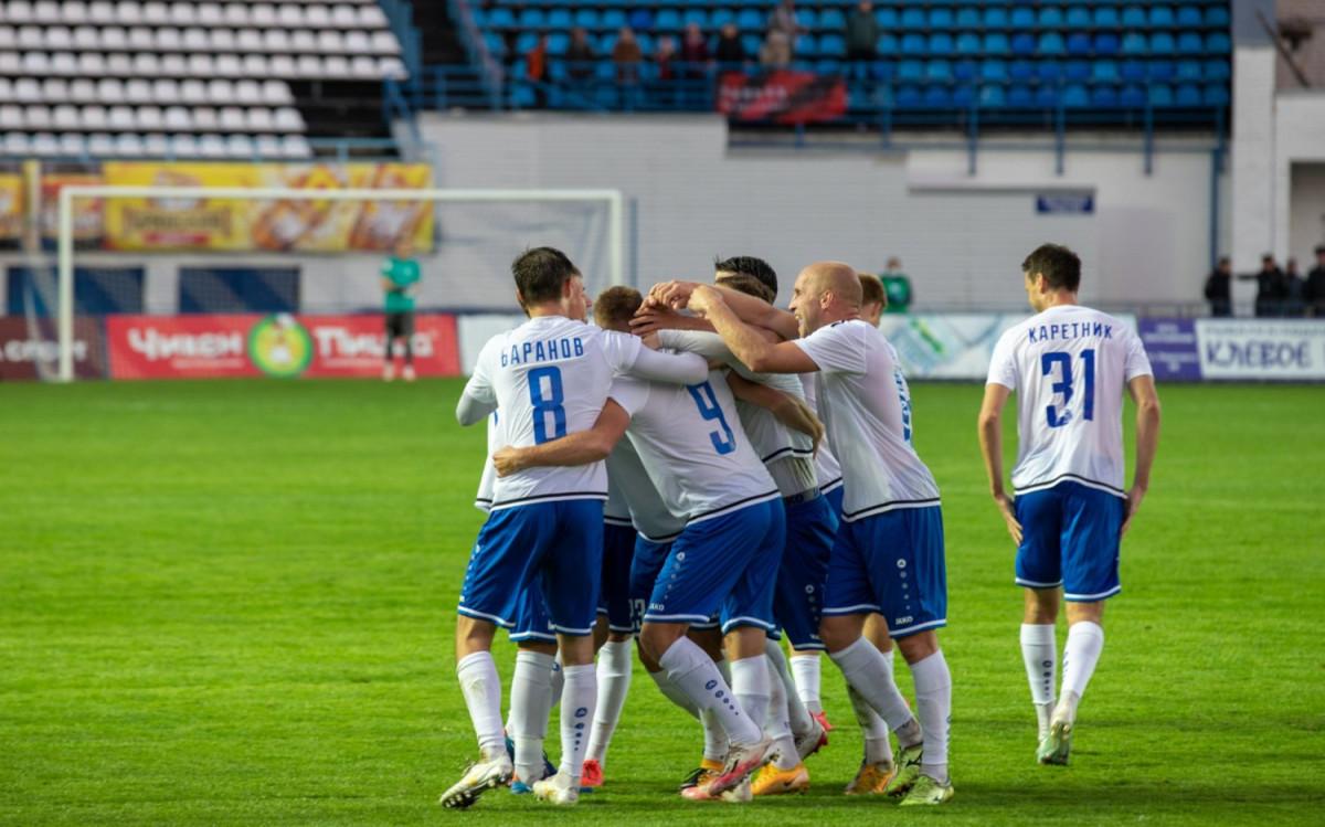 Фото: пресс-служба «Динамо» Брянск
