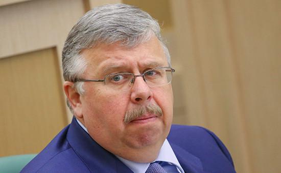 Глава ФТС Андрей Бельянинов