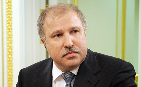 Бизнесмен Эдуард Худайнатов