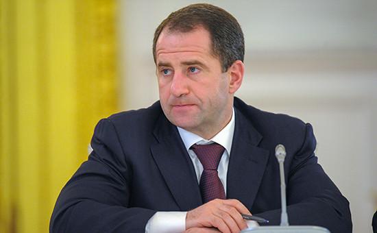 Михаил Бабич, полпредпрезидента в Приволжском федеральном округе