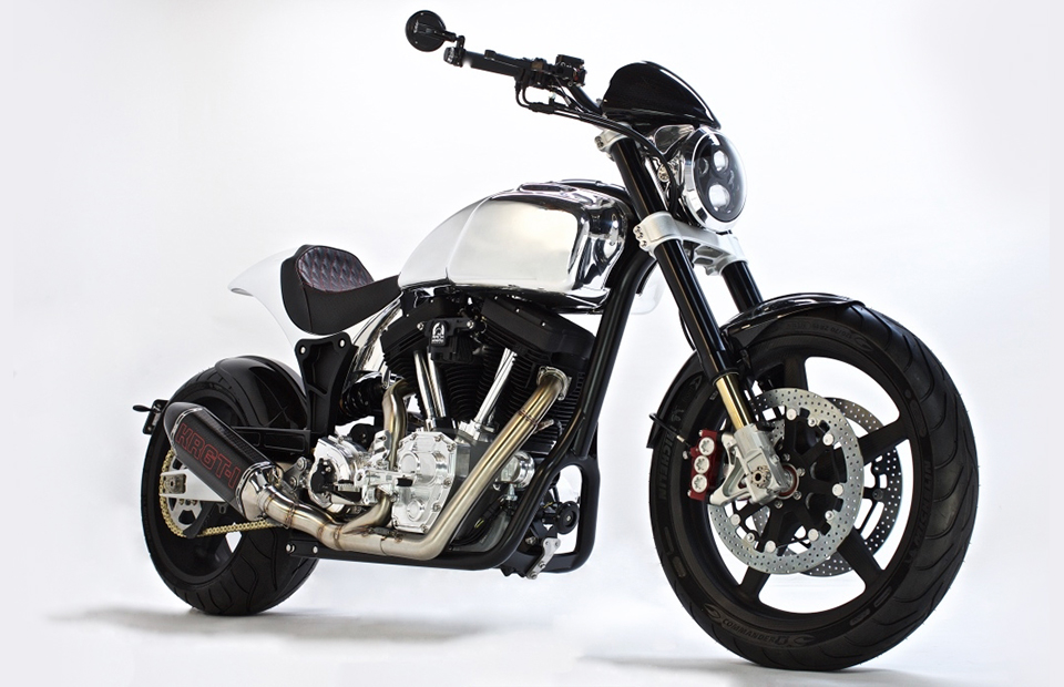 Фото: archmotorcycle.com
