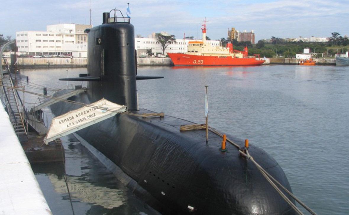 Подлодка San Juan TR-1700. Май 2011 года