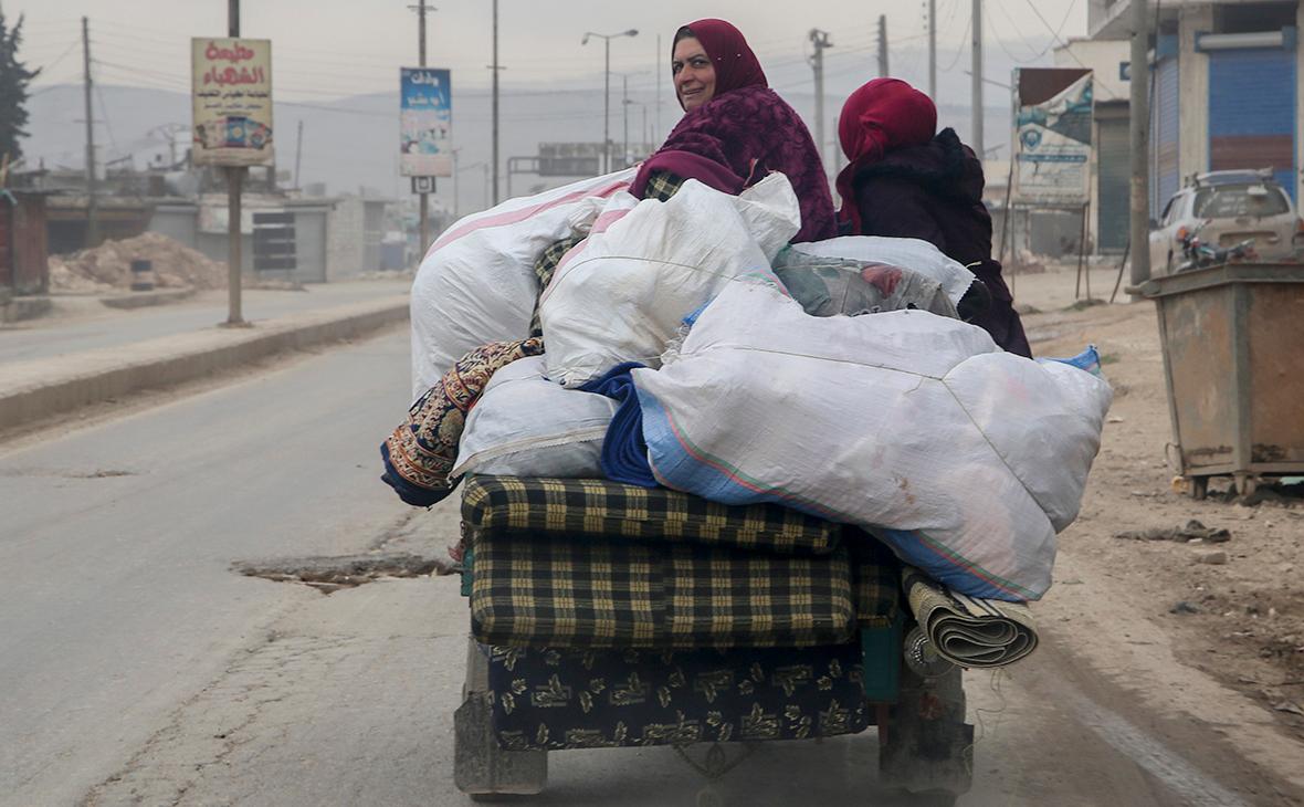 Фото: Ahmad Zakour / UNICEF / Global Look Press