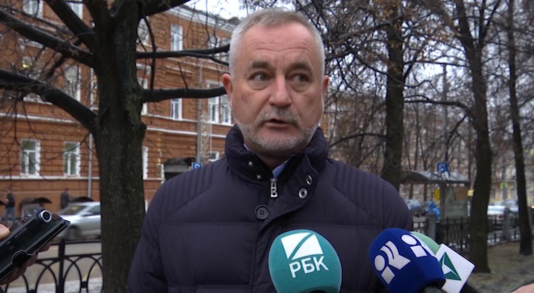 На должность Анатолия Дашкевича временно назначен Сергей Красильников