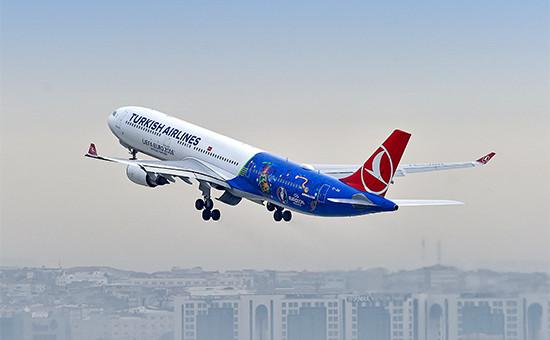 Фото: Ercan Akçay/Turkish Airlines via AP Images