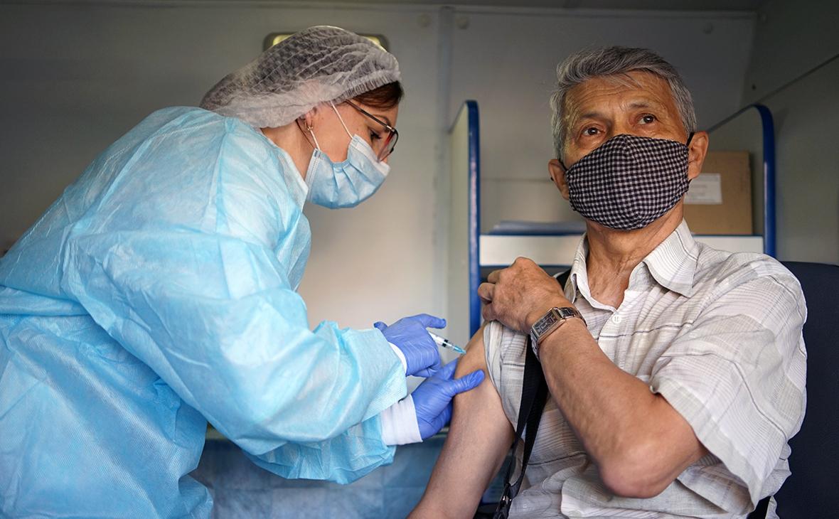 Путин рассказал о своей поддержке вакцинации от коронавируса