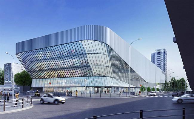 Дизайн-проект реконструкции автовокзала Щёлковский