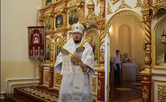 Епископ Ливенский иМалоархангельский Нектарий (Николай Селезнев)