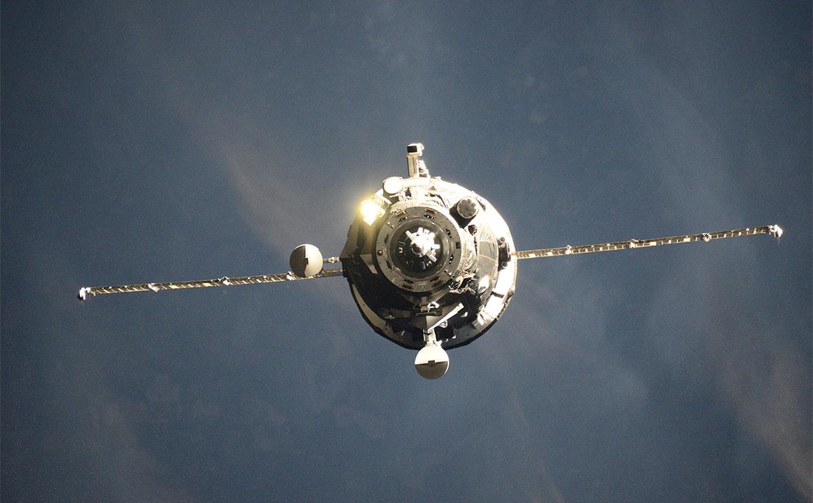 Грузовой корабль «Прогресс МС-15»