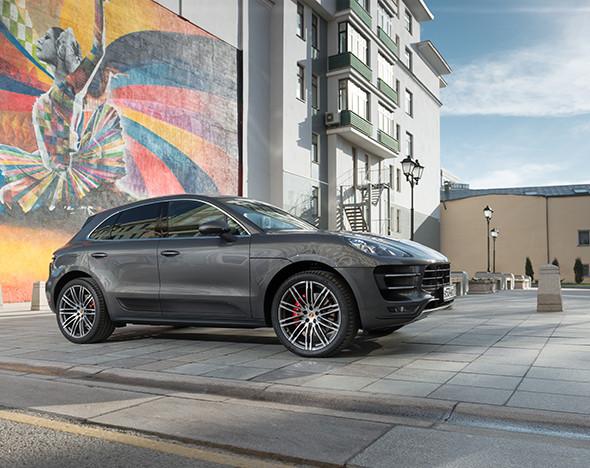 Фото: Porsche Russland
