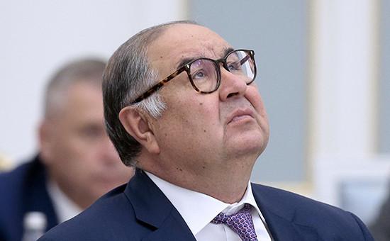 БизнесменАлишер Усманов