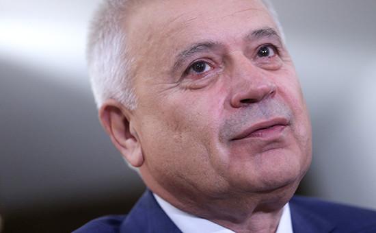 Президент исовладелец ЛУКОЙЛа Вагит Алекперов