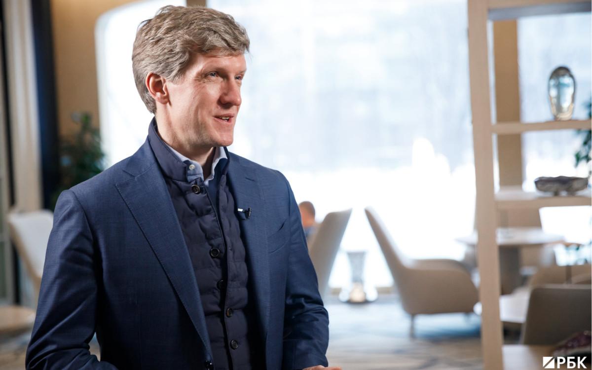 Сергей Рябокобылко,управляющий партнер, генеральный директор Cushman & Wakefield в России