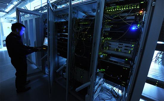Работа дата-центра