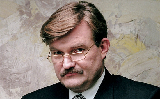 Российский журналист Евгений Киселев