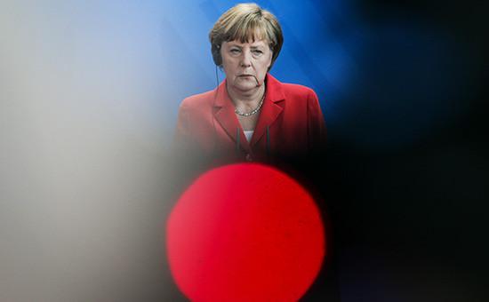 КанцлерГермании Ангела Меркель