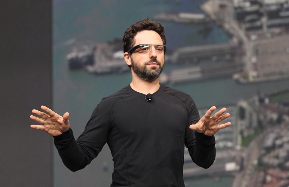 Сергей Брин,основатель Google