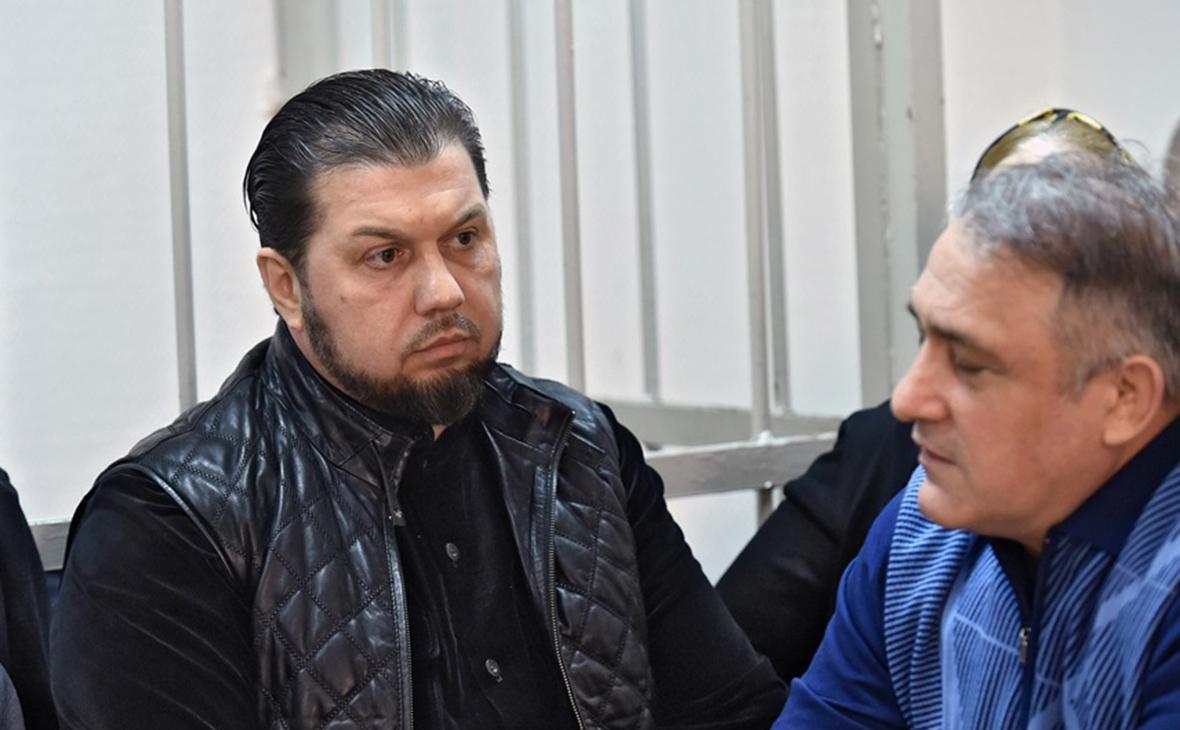 Лечи Болатбаев и СаидАхмаев(слева направо)