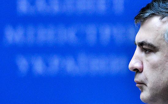 Губернатор Одесской области и экс-президент Грузии Михаил Саакашвили