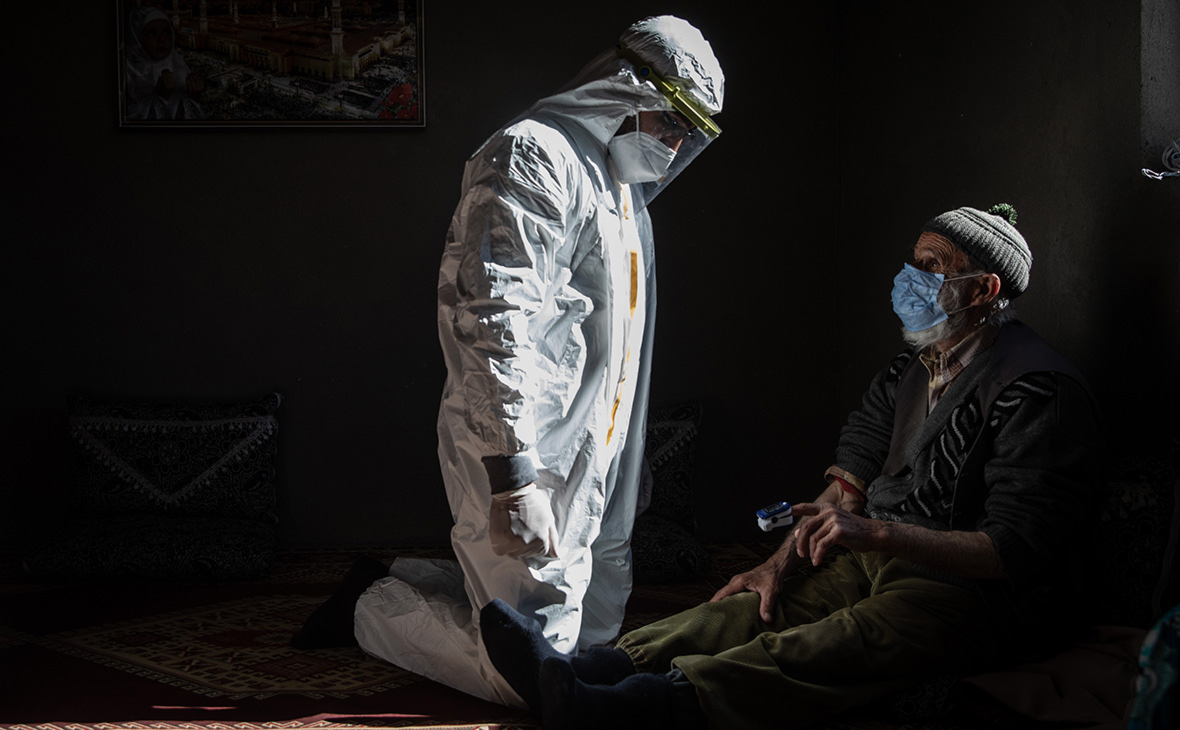 В Турции зафиксировали новый рекорд по числу заболевших коронавирусом