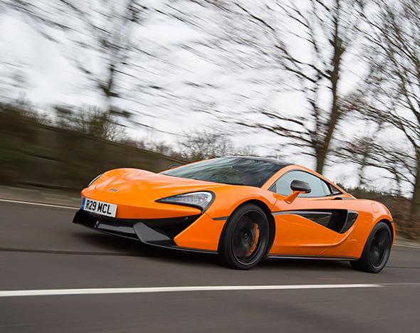 Фото: пресс-служба McLaren