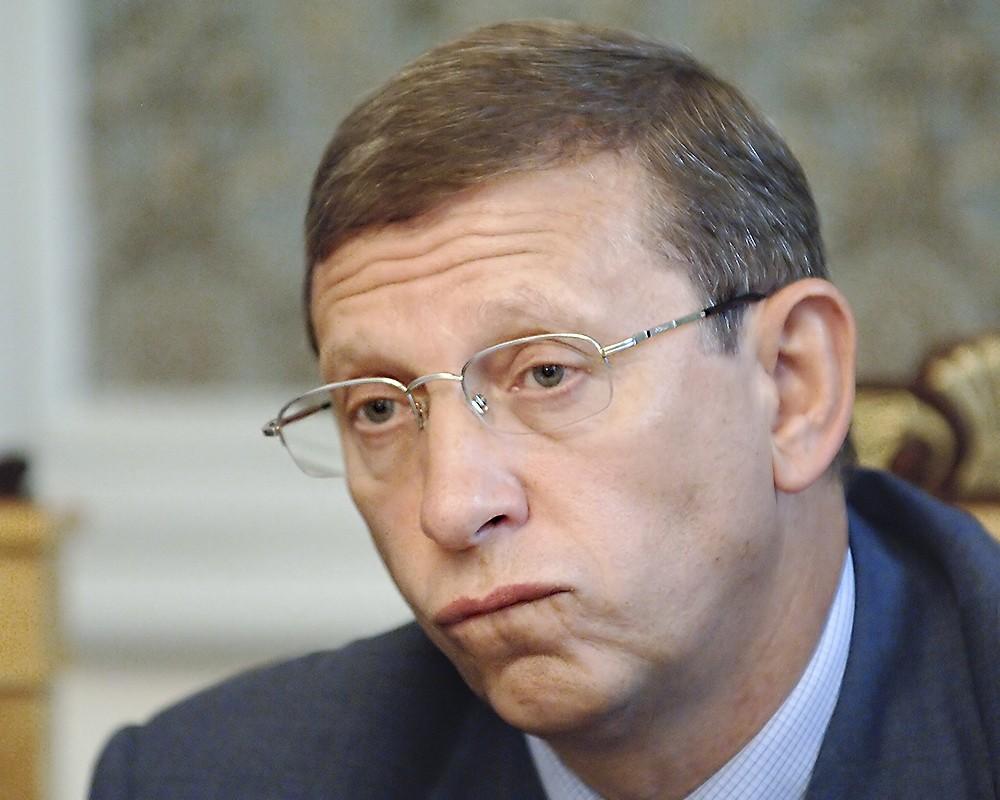 Бизнесмен Владимир Евтушенков