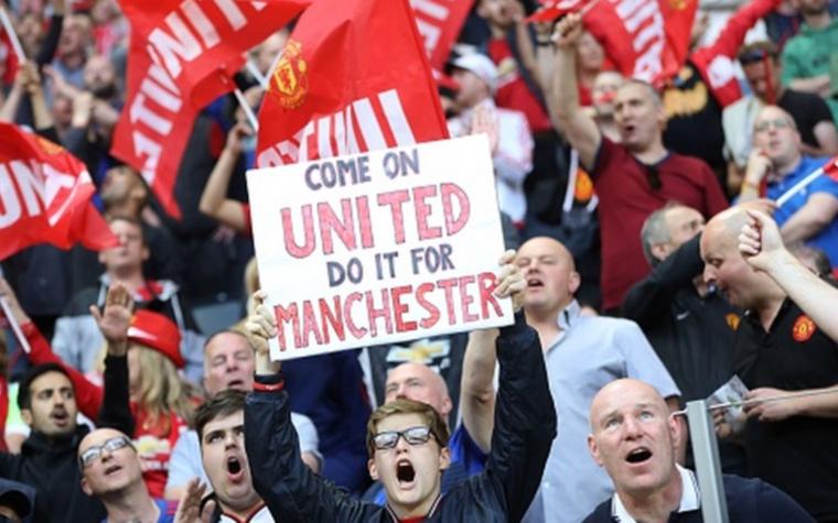 "Фото: Болельщики ""Манчестер Юнайтед"" (Фото: Getty Images)"