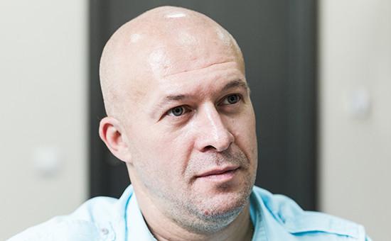 Гендиректор авиакомпании «Победа» Андрей Калмыков