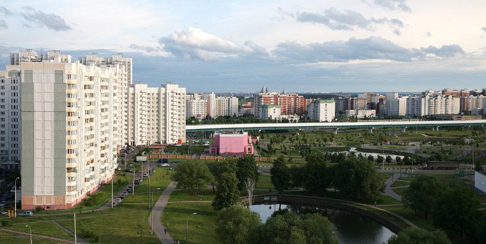 Район Южное Бутово