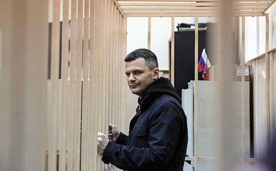 Совладелец аэропорта Домодедово бизнесмен Дмитрий Каменщик
