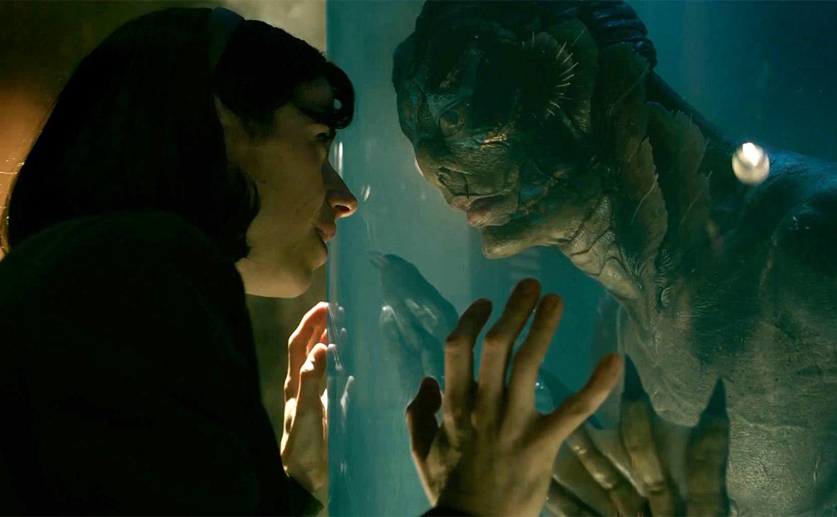 Фото: кадр из фильма «Форма воды»