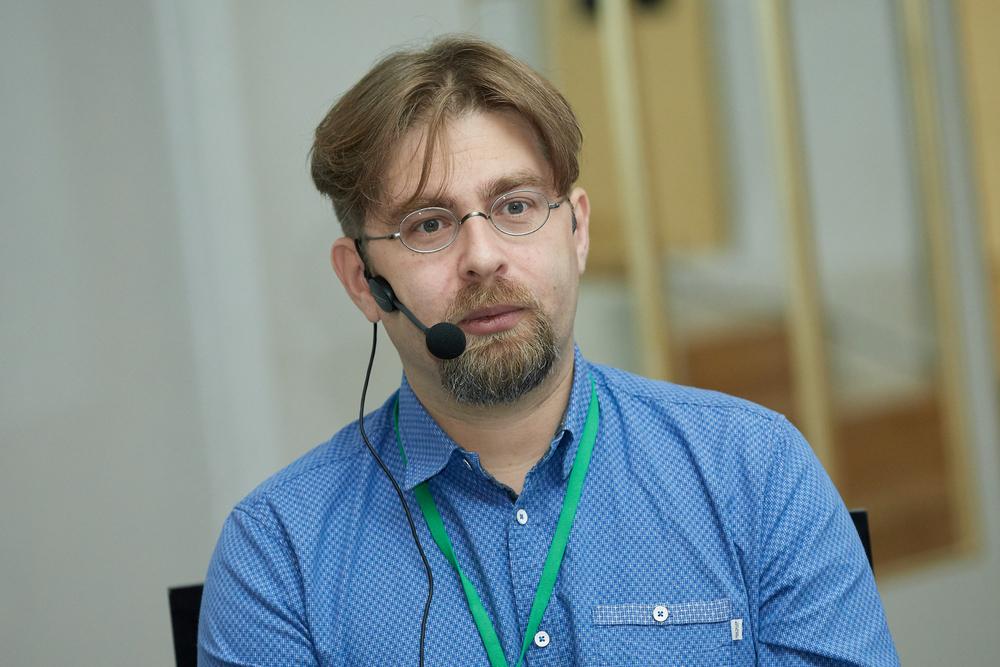 Руководитель лаборатории машинного обучения компании «Яндекс» Александр Крайнов