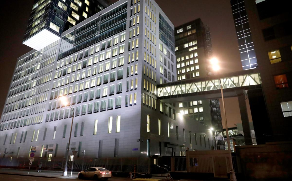 Здание СК России