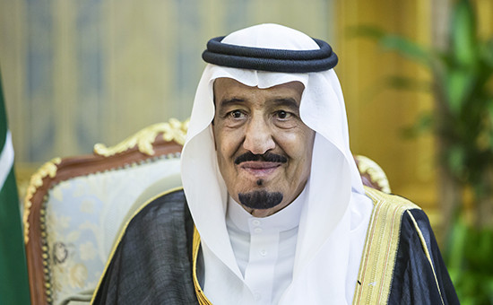 Король Саудовской Аравии Салман Абдул-Азиз